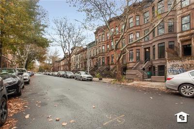 Brooklyn Multi Family Home For Sale: 408a Hancock Street