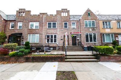 Brooklyn Single Family Home For Sale: 275 Bay 14th Street