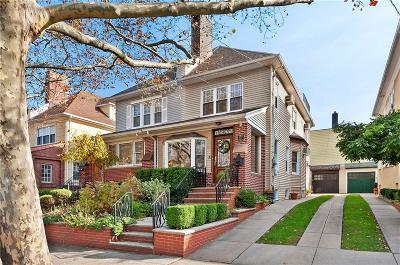 Brooklyn NY Single Family Home For Sale: $1,499,000
