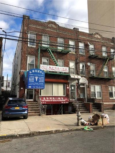brooklyn Commercial Mixed Use For Sale: 839 57 Street