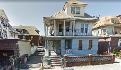 Multi Family Home For Sale: 1376 70 Street