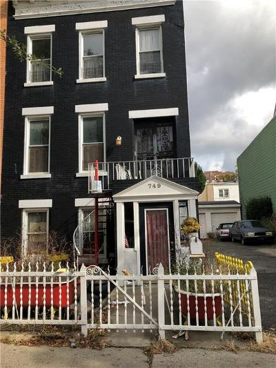 Brooklyn Multi Family Home For Sale: 749 53 Street