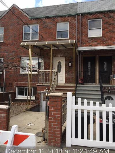 Single Family Home For Sale: 2280 East 21 Street