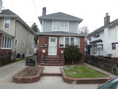 Brooklyn NY Single Family Home For Sale: $1,325,000