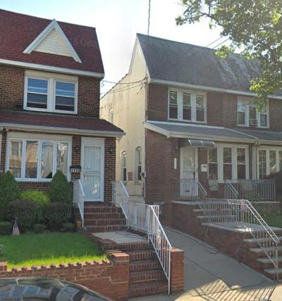 Brooklyn NY Single Family Home For Sale: $1,050,000