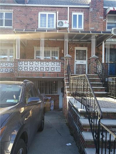 Multi Family Home For Sale: 1538 64 Street