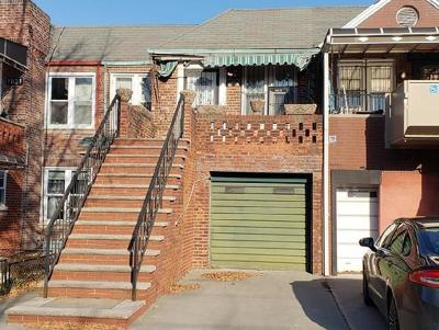 Multi Family Home For Sale: 1823 East 32 Street