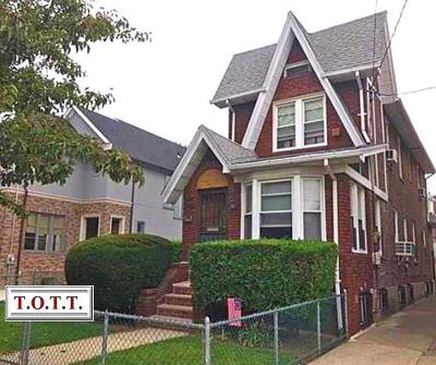 Single Family Home For Sale: 1663 Coleman Street