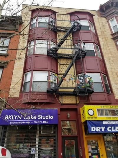 Brooklyn Co-op For Sale: 427 7 Avenue #3