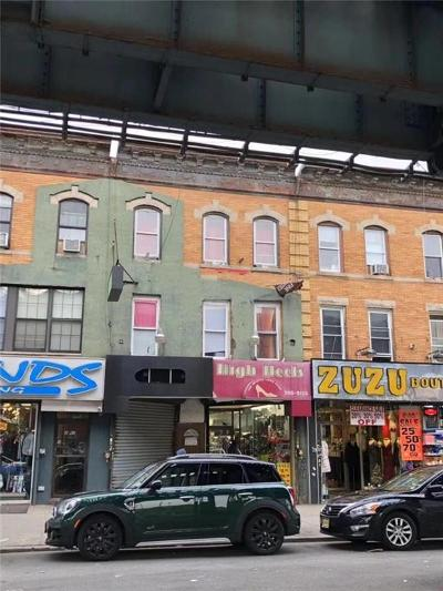 Brooklyn Commercial Mixed Use For Sale: 2067 86 Street