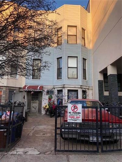 Multi Family Home For Sale: 1135 40 Street