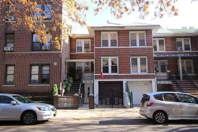 Multi Family Home For Sale: 1641 West 10 Street