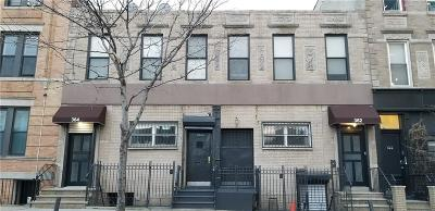 Brooklyn Commercial Mixed Use For Sale: 362 39 Street