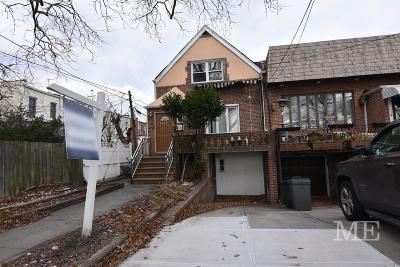 Single Family Home For Sale: 2113 East 33 Street