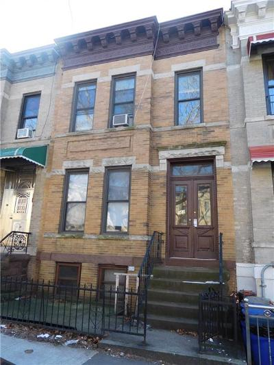 Brooklyn NY Multi Family Home For Sale: $1,099,000