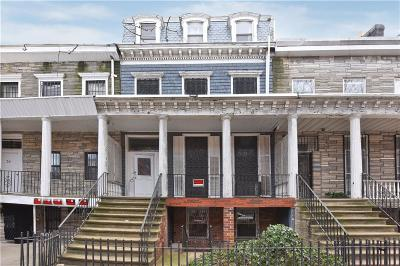 Brooklyn NY Single Family Home For Sale: $1,700,000