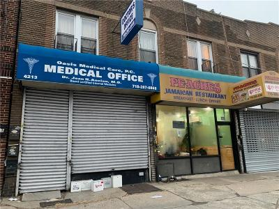 Brooklyn Commercial Mixed Use For Sale: 4213 Church Avenue