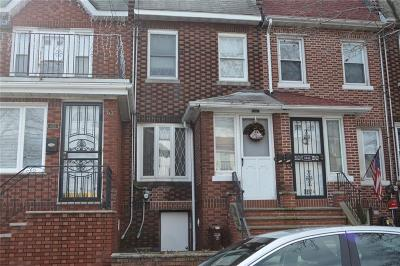 Brooklyn NY Single Family Home For Sale: $769,000