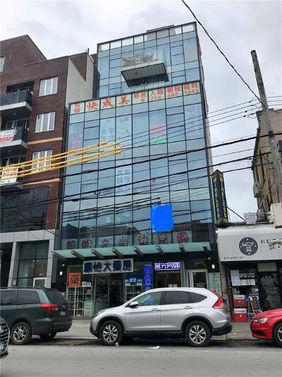 Brooklyn Commercial Lease For Lease: 812 60 Street #2nd FL