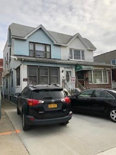 Brooklyn NY Single Family Home For Sale: $920,000