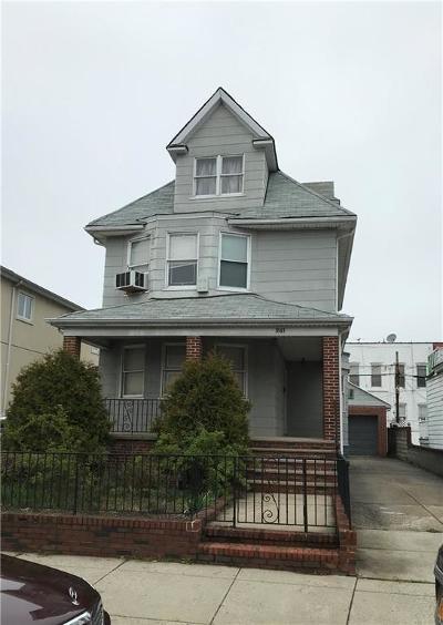 Single Family Home For Sale: 1843 Bay Ridge Avenue