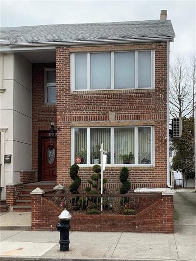 Multi Family Home For Sale: 2037 59 Street