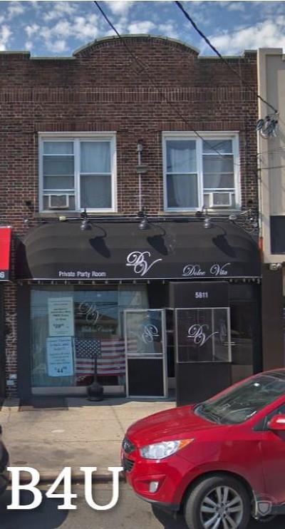 Brooklyn Commercial Mixed Use For Sale: 5811 Avenue N