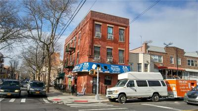Brooklyn Commercial Mixed Use For Sale: 5124 9 Avenue