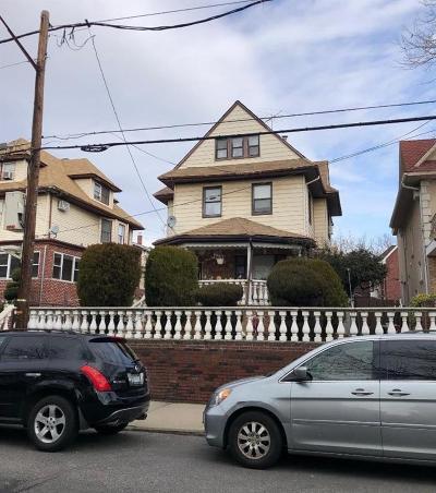 Multi Family Home For Sale: 1555 74 Street