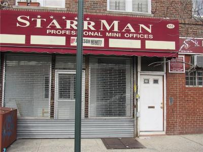 Brooklyn Commercial Mixed Use For Sale: 453 New Lots Avenue