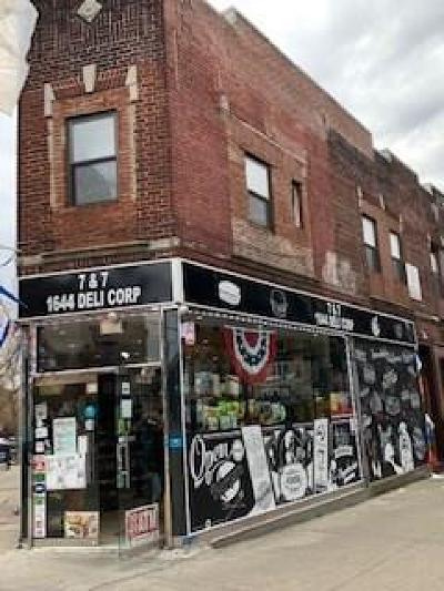 Brooklyn Commercial Mixed Use For Sale: 1644 Broadway