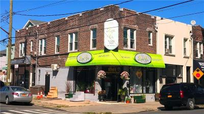 Brooklyn Commercial Mixed Use For Sale: 1301 Gravesend Neck Road