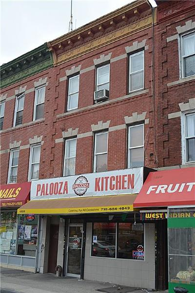 Brooklyn Commercial Mixed Use For Sale: 1222 Nostrand Avenue