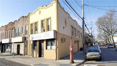 Brooklyn Commercial Mixed Use For Sale: 2225 Voorhies Avenue