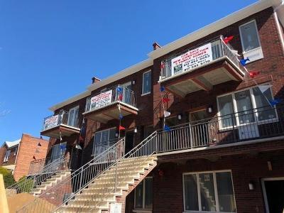Multi Family Home For Sale: 117 Bay 23 Street
