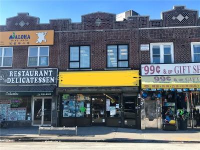 Brooklyn Commercial Lease For Lease: 6608 18 Avenue