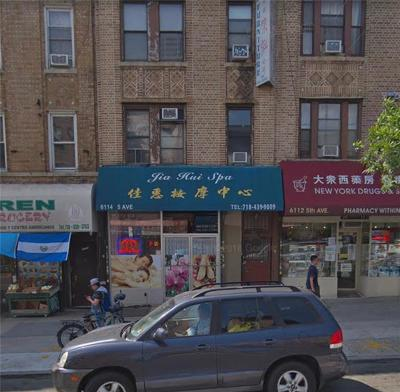 Brooklyn Commercial Lease For Lease: 6114 5th Avenue