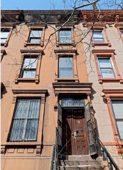 Manhattan Multi Family Home For Sale: 261 West 131 Street