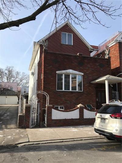 Multi Family Home For Sale: 1534 74 Street