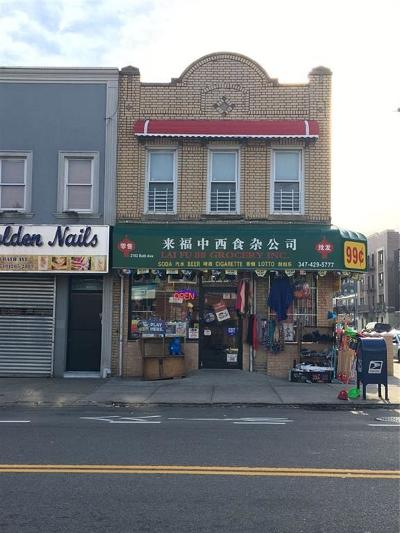 Brooklyn Commercial Mixed Use For Sale: 2102 Bath Avenue