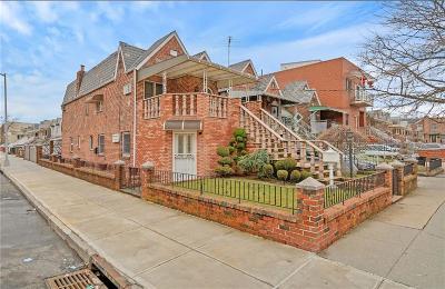 Multi Family Home For Sale: 8201 16 Avenue