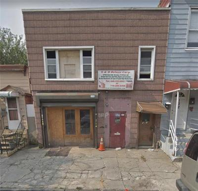 Brooklyn Commercial Mixed Use For Sale: 124 30 Street