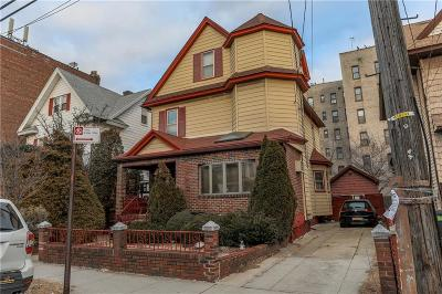 Brooklyn NY Single Family Home For Sale: $1,149,000