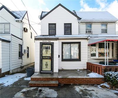 Single Family Home For Sale: 1960 East 34 Street
