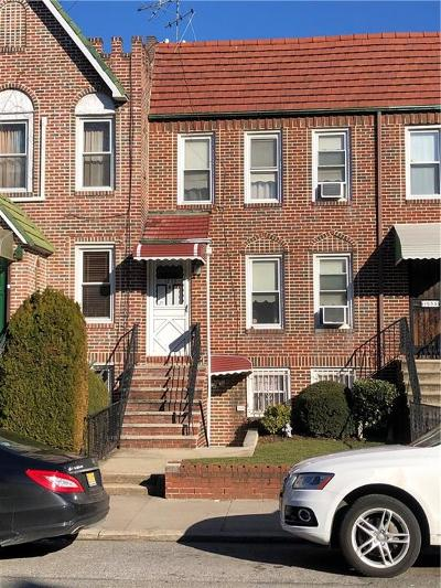 Brooklyn NY Single Family Home For Sale: $809,000