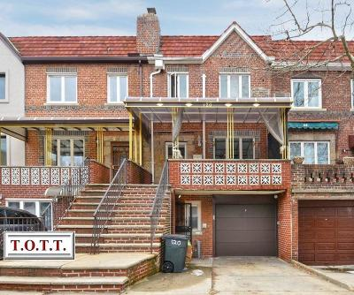 Brooklyn Single Family Home For Sale: 120 Corbin Place
