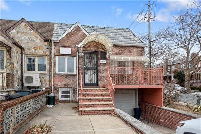 Brooklyn NY Single Family Home For Sale: $779,000