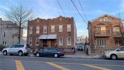 Brooklyn Multi Family Home For Sale: 2053 West 6 Street