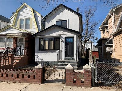 Single Family Home For Sale: 1690 East 52 Street