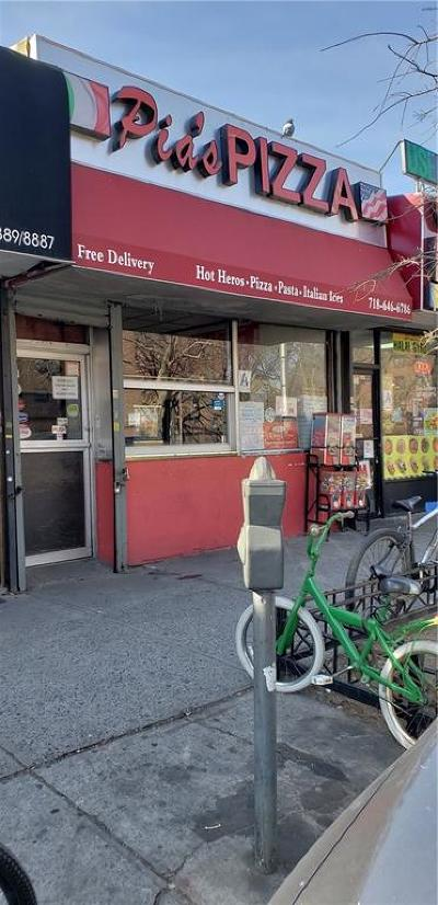 Commercial For Sale: 3682a Nostrand Avenue